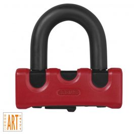 ABUS Granit 67 Power XS Basic Schijfremslot ART 4 - Rood