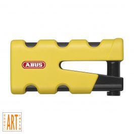 ABUS Granit 77 Sledge Grip Schijfremslot - Geel