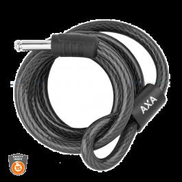 AXA RLD Insteekkabel - 12mm x 180cm