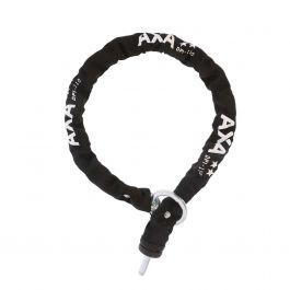 AXA Insteekketting 110cm ART2 - Zwart
