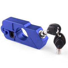 BLANCC Griplock / Stuurslot / Handremslot - Blauw