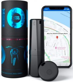 Monimoto GPS Tracker - Overview