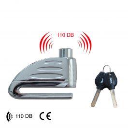 Vinz Elbroes Schijfremslot Alarm – 7 mm
