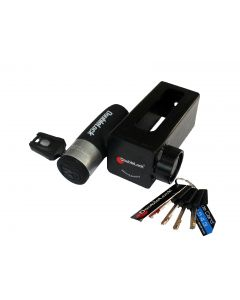 Doublelock Outboard Lock Long SCM Buitenboordmotorslot - Knevelbevestiging