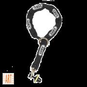 Abus Granit 68 12KS 120 black loop